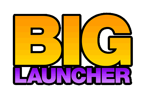 android版big launcher コンタクト